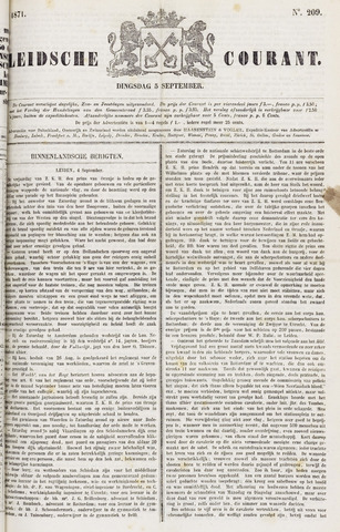Leydse Courant 1871-09-05