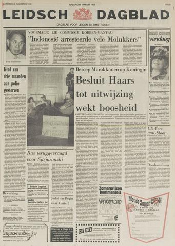 Leidsch Dagblad 1978-08-05