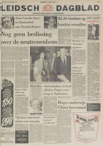 Leidsch Dagblad 1977-10-24