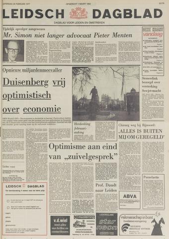 Leidsch Dagblad 1977-02-26