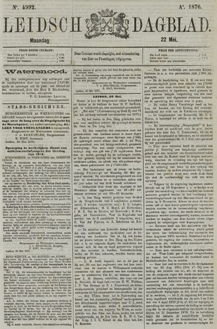 Leidsch Dagblad 1876-05-22