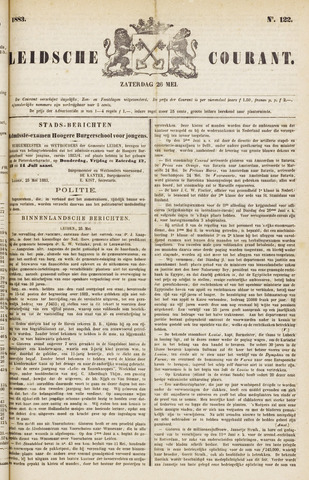 Leydse Courant 1883-05-26