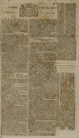 Leydse Courant 1789-01-14