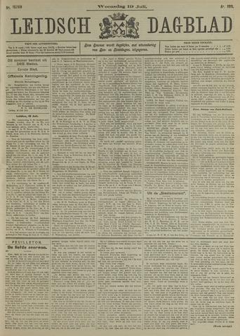 Leidsch Dagblad 1911-07-19