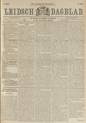 Leidsch Dagblad 1893-12-13