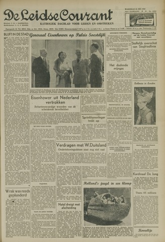 Leidse Courant 1952-05-21