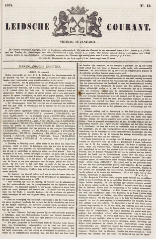 Leydse Courant 1875-01-15