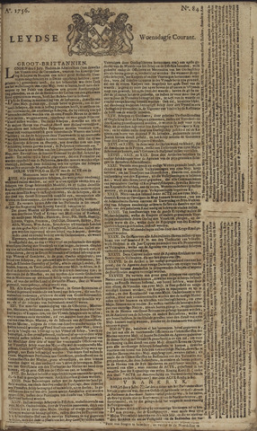 Leydse Courant 1756-07-14