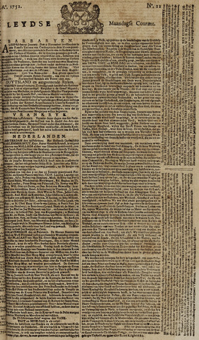 Leydse Courant 1752-02-21