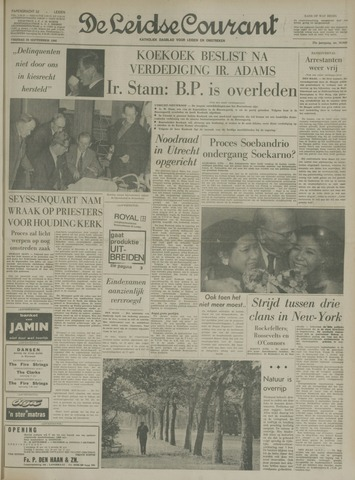 Leidse Courant 1966-09-30