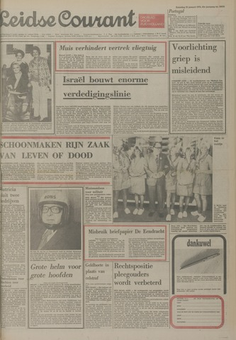 Leidse Courant 1975-01-25