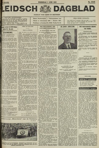 Leidsch Dagblad 1932-06-01
