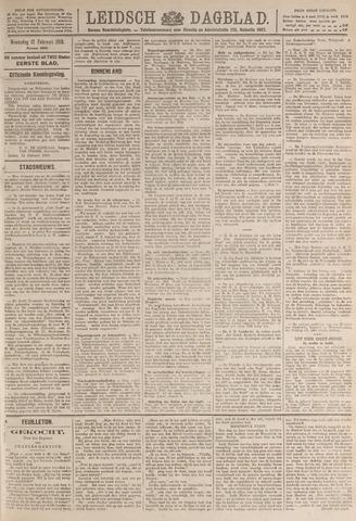 Leidsch Dagblad 1919-02-12
