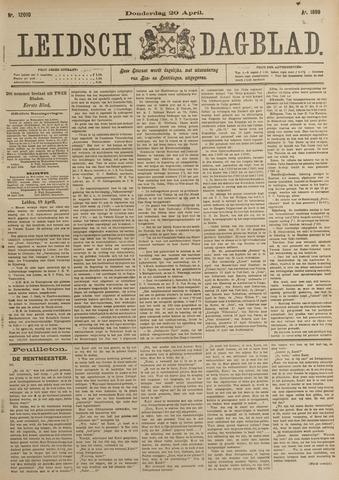 Leidsch Dagblad 1899-04-20