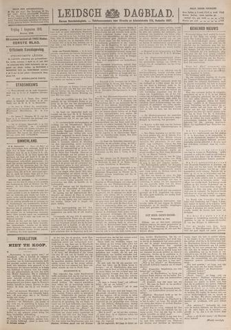 Leidsch Dagblad 1919-08-01
