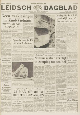 Leidsch Dagblad 1963-08-28