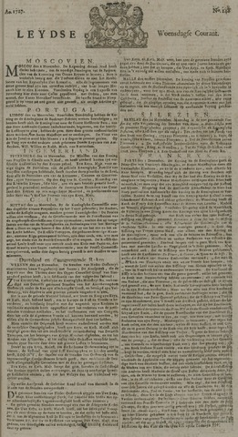 Leydse Courant 1727-12-10