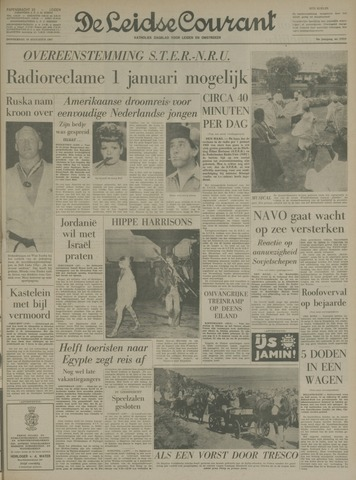 Leidse Courant 1967-08-10