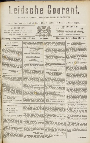 Leydse Courant 1889-09-12