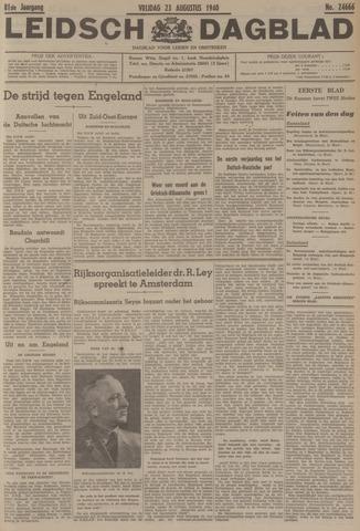 Leidsch Dagblad 1940-08-23