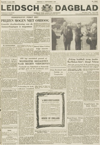 Leidsch Dagblad 1959-09-11
