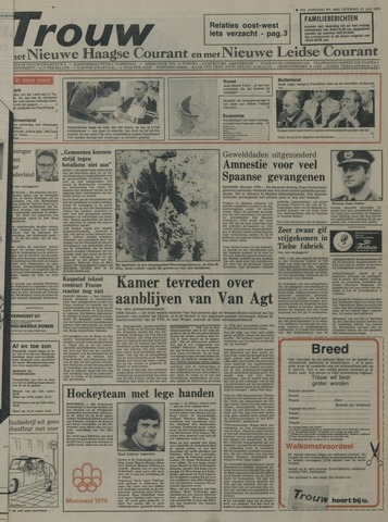 Nieuwe Leidsche Courant 1976-07-31