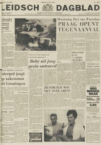 Leidsch Dagblad 1968-07-16