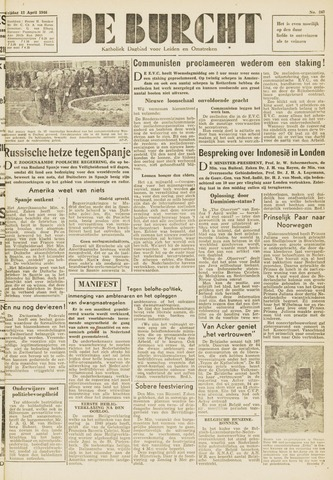 De Burcht 1946-04-12