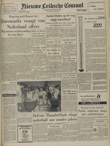 Nieuwe Leidsche Courant 1957-10-04