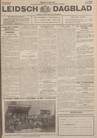 Leidsch Dagblad 1930-06-06