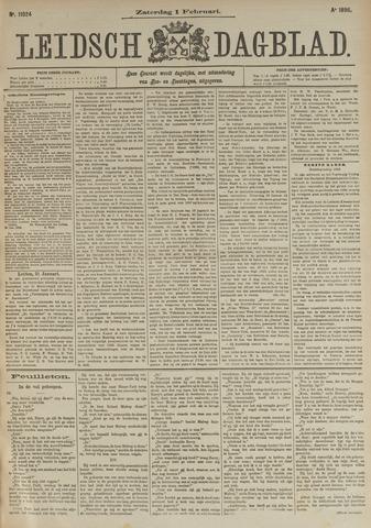 Leidsch Dagblad 1896-02-01
