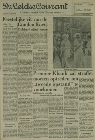 Leidse Courant 1964-09-15