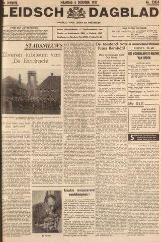 Leidsch Dagblad 1937-12-06