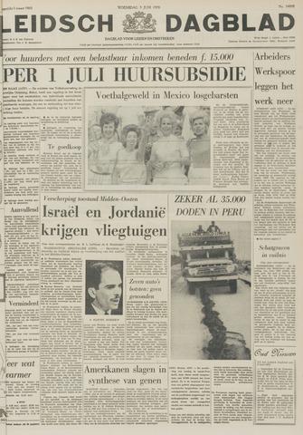 Leidsch Dagblad 1970-06-03