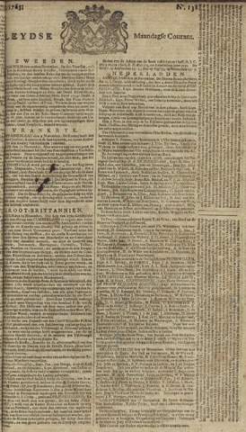Leydse Courant 1765-11-18