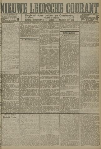 Nieuwe Leidsche Courant 1921-05-20