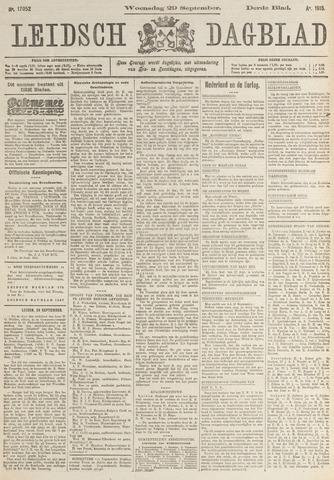 Leidsch Dagblad 1915-09-29