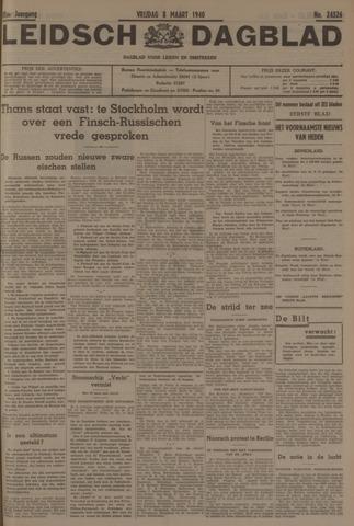 Leidsch Dagblad 1940-03-08