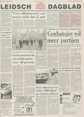 Leidsch Dagblad 1990-02-05