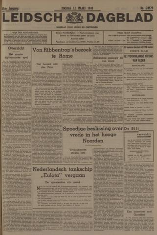 Leidsch Dagblad 1940-03-12