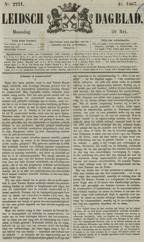 Leidsch Dagblad 1867-05-20