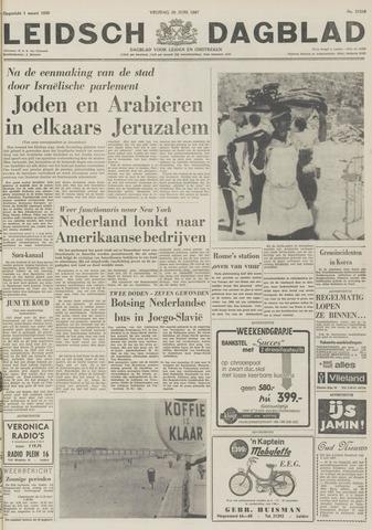 Leidsch Dagblad 1967-06-30