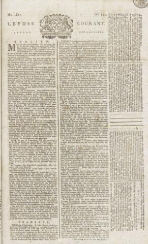 Leydse Courant 1815-10-06