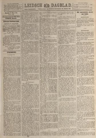 Leidsch Dagblad 1921-03-14