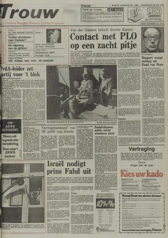Nieuwe Leidsche Courant 1980-05-29