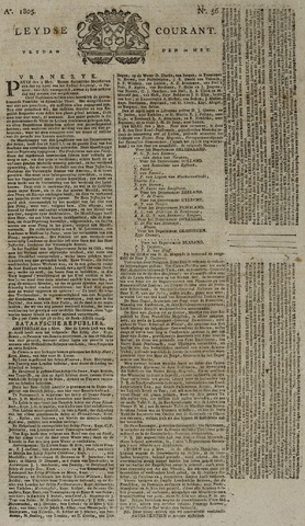 Leydse Courant 1805-05-10