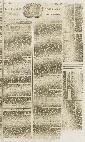 Leydse Courant 1822-09-04
