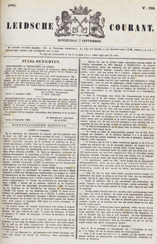 Leydse Courant 1882-09-07
