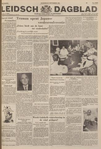 Leidsch Dagblad 1951-09-05
