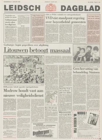Leidsch Dagblad 1990-01-11